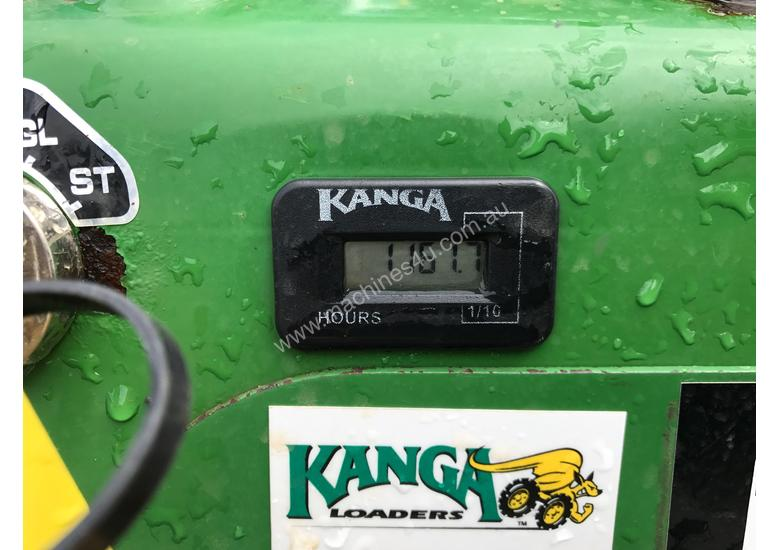 Kanga TD 825 With full range of attachments