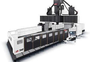 Awea MVP Moving Cross Rail Bridge Type 5 Face Machining Centre