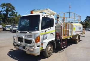 2007 Hino FC4J Series 2 4x2 Mine Specification Service Truck (TK8) - In Auction