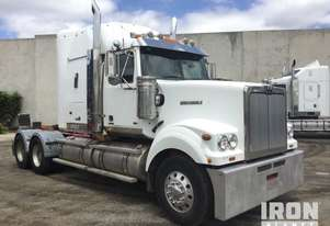 2013 Western Star 4900FXT Stratosphere 6x4 Prime Mover