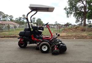 Toro Triflex 3300 Golf Greens mower Lawn Equipment