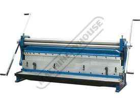 CM-1310S 3-in-1 Pressbrake, Guillotine & Rolls 1310 x 1mm Mild Steel Capacity - picture2' - Click to enlarge
