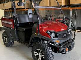 LandPro SX450 400cc UTV 4x4 UTILITY VEHICLE  | BOXED | - picture0' - Click to enlarge