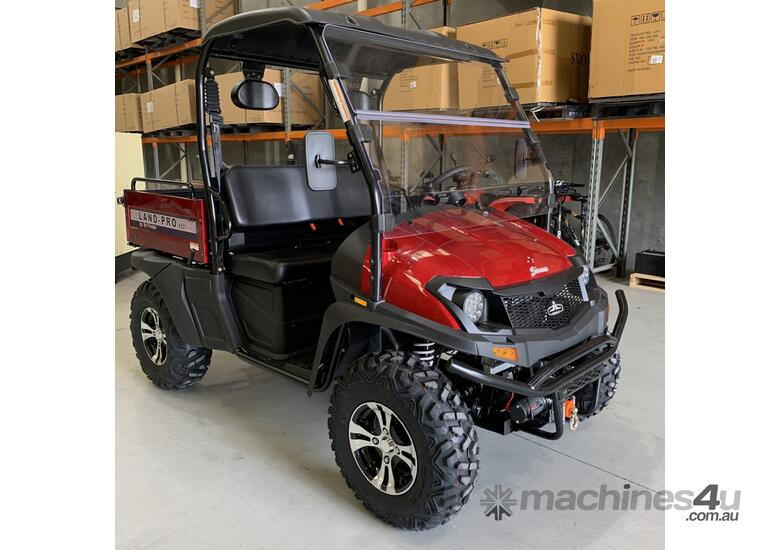 LandPro SX450 400cc UTV 4x4 UTILITY VEHICLE  | BOXED |