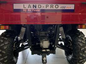 LandPro SX450 400cc UTV 4x4 UTILITY VEHICLE  | BOXED | - picture4' - Click to enlarge