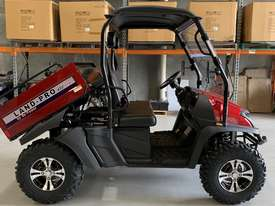LandPro SX450 400cc UTV 4x4 UTILITY VEHICLE  | BOXED | - picture5' - Click to enlarge