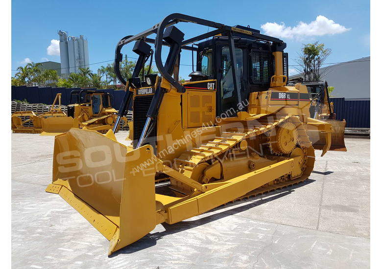 Used Caterpillar D6R XL Dozer in , - Listed on Machines4u
