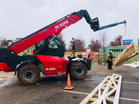 Magni TH - 6T / 20m Reach Telehandler - BUY NOW - picture6' - Click to enlarge