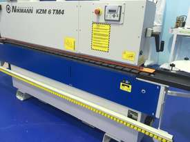 NikMann KZM6-v13 edgebanders  with return conveyor - picture2' - Click to enlarge