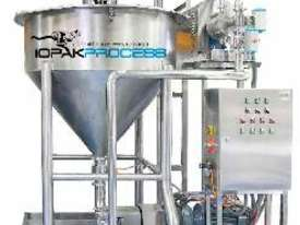 Multi-purpose blending & emulsifying plant - picture1' - Click to enlarge