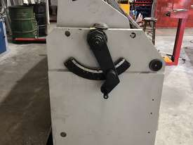 Hydraulic pan press - picture2' - Click to enlarge