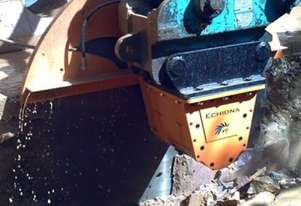 Echidna D2S/125 Diamond Rock Saw - Excavators 3 to 4 tonnes