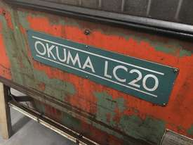 OKUMA LC20 CNC OPS 5020 Controller - picture1' - Click to enlarge