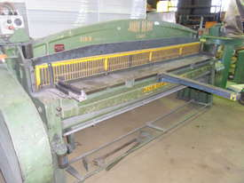 John Heine 118B series 1 Guillotine - picture1' - Click to enlarge