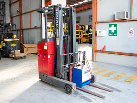 3.0T Battery Electric Stand Up Reach Truck - picture1' - Click to enlarge