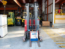 3.0T Battery Electric Stand Up Reach Truck - picture2' - Click to enlarge