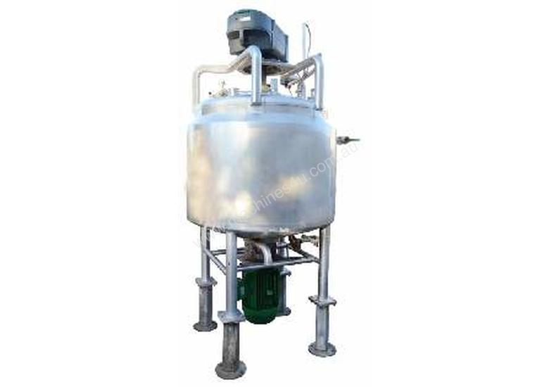 High Shear Mixer/Emulsifier