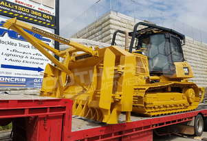 Caterpillar D6K XL Bulldozer Stick Rake Tree Pusher DOZCATK