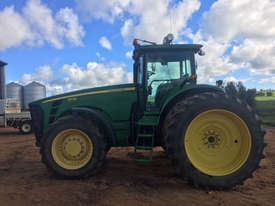 John Deere 8130 FWA/4WD Tractor - picture1' - Click to enlarge