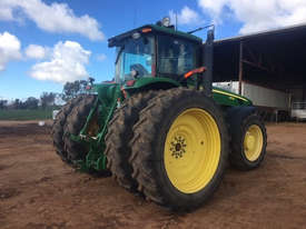 John Deere 8130 FWA/4WD Tractor - picture4' - Click to enlarge