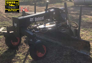 Grader Blade for Skid Steer with Laser.  AS181