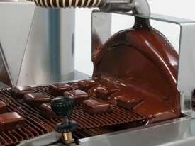 Selmi R200 Legend Chocolate Coating/Enrobing Line - picture3' - Click to enlarge
