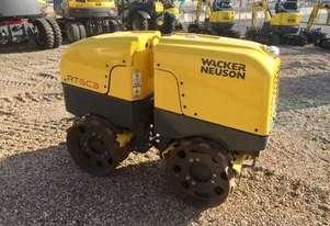 Wacker Neuson RT Remote Trench Roller