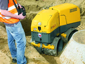 Wacker Neuson RT Remote Trench Roller - picture2' - Click to enlarge