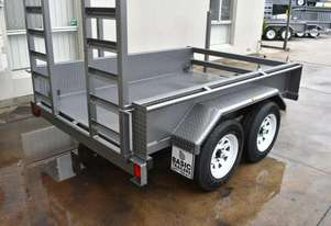 8x5 Plant Trailers (Australian Made)