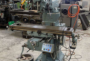 Herless NT30 Turret Milling Machine