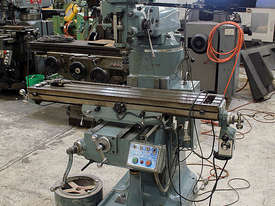 Herless NT30 Turret Milling Machine  - picture0' - Click to enlarge