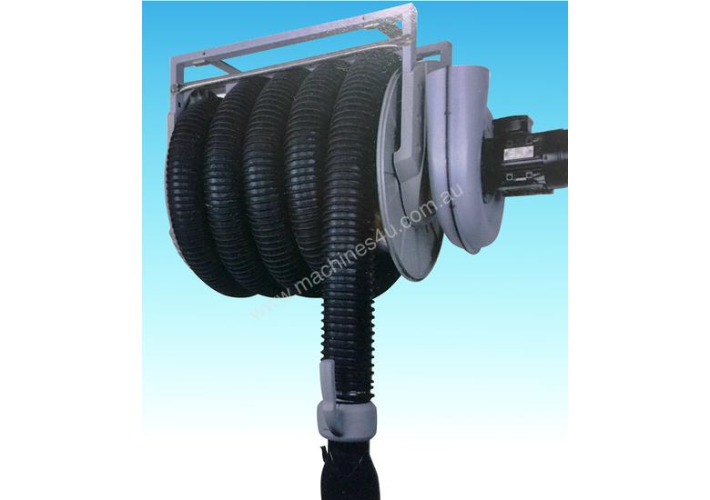vehicle exhaust hose reels from Ezi-Duct