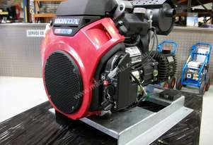 SKID MOUNTED H/P JETTING PUMP MOTOR GROUP