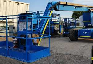 2007 Genie Z80-60 EWP, low hrs, in certification. E.M.U.S. MS621