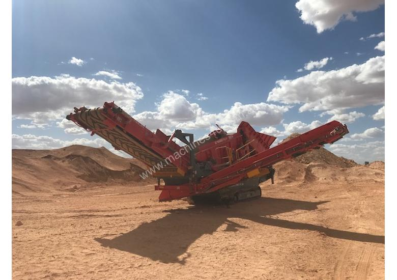 Terex Finlay 883+ 2 Deck Tracked Screen