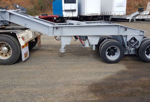 HOMEMADE Dolly Dolly(Low Loader) Trailer