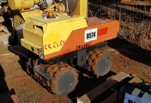 2011 Dynapac LP8504 Remote Control Trench Roller *CONDITIONS APPLY*