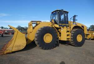 Caterpillar   980H Loader