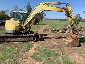 Yanmar Vi070-3 Excavator for sale - picture1' - Click to enlarge