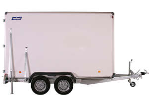 Variant CVB42 2705 - Enclosed Cargo Trailer (14x8 ft)