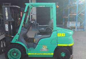 MITSUBISHI 3T | Reliable And Dependable Forklift For Sale