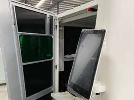 3kW  twin table  enclosed laser cutting system  - picture1' - Click to enlarge