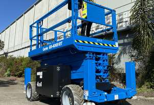 NEW Genie GS4069RT Scissor Lift  -  SALE PRICE!