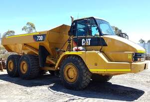 Caterpillar 730 Articulated Dump Truck for Hire