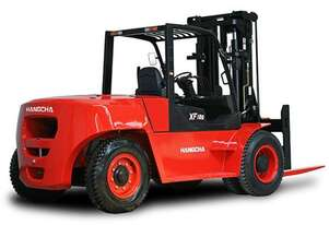 XF Series 8.0-10t Internal Combustion Counterbalanced Forklift Truck