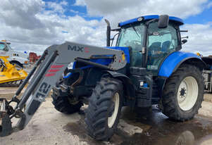 New Holland T7.170  FWA/4WD Tractor