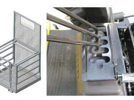 Forklift Safety Cage Hire - picture1' - Click to enlarge