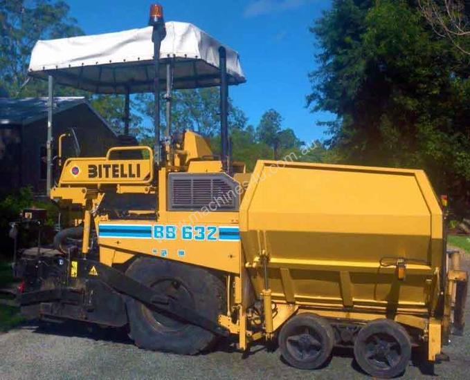Used Bitelli Road Making Equipment for sale - Reconditioned Bitelli ...