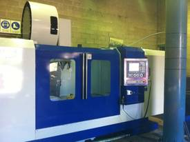 Quantum VMC's from 1000mm to 2750mm X travel. - picture4' - Click to enlarge
