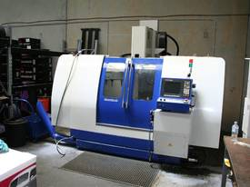Quantum VMC's from 1000mm to 4000mm X travel. - picture8' - Click to enlarge